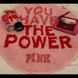 "PINK Victoria's Secret Accessories - PINK ""YOU HAVE THE POWER""! Bundle"